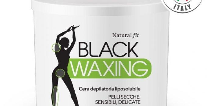 black waxing cera