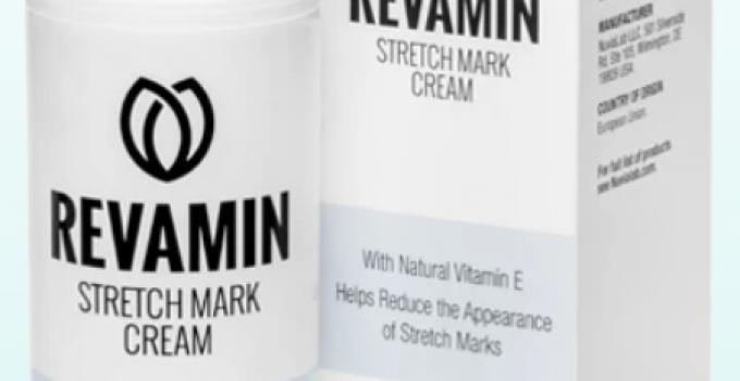 revamin stretch mark