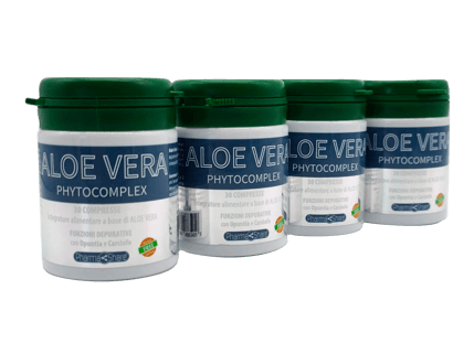 aloe vera phytocomplex 4x1
