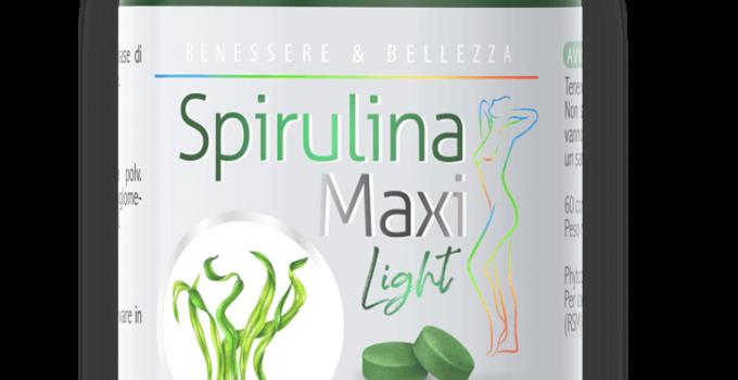 spirulina maxi light 6x1